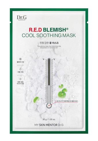 Dr. G Dr.G Red Blemish Cool Soothing Mask