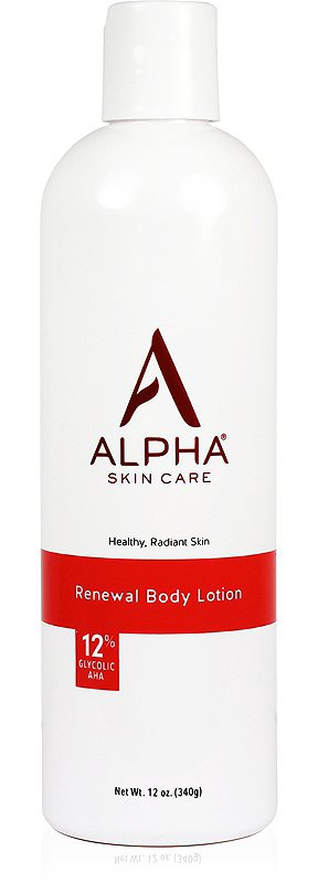 Alpha Skin Care Renewal Body Lotion with 12% AHA