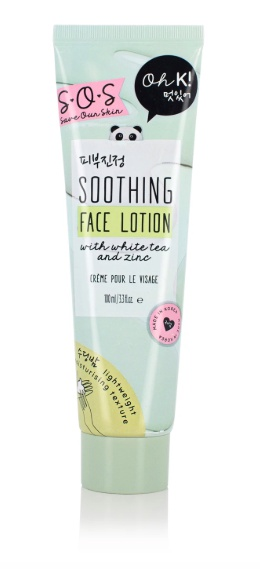 Oh K SOS Soothing Face Lotion