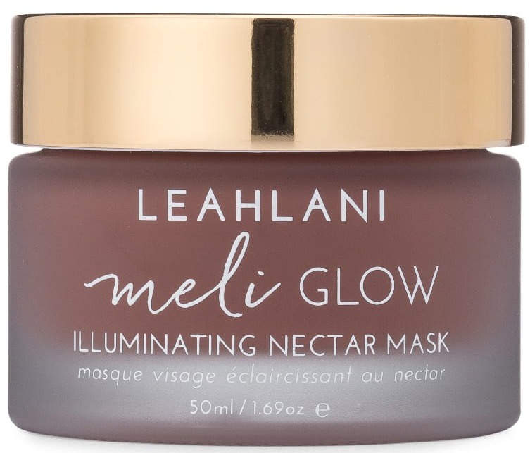 Leahlani Meli Glow Illuminating Nectar Mask