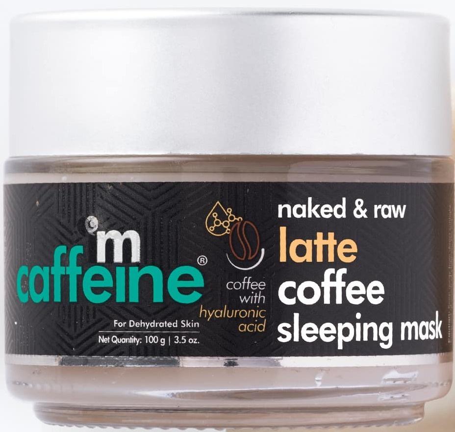 MCaffeine Latte Sleeping Mask