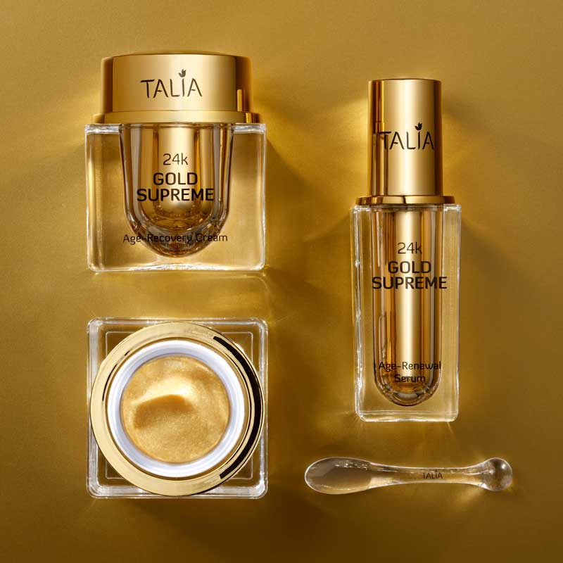 Talia  24K Gold Supreme Age Renewal Serum