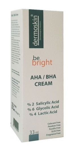 Dermoskin Be Bright Aha/Bha Cream