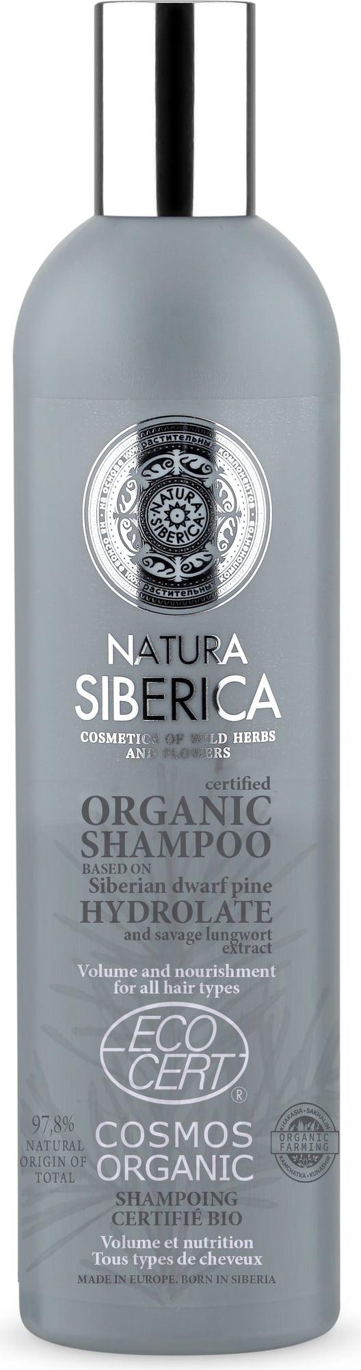Natura Siberica Volume And Nourishment Shampoo