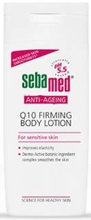 Sebamed Anti-Ageing Q10 Firming Body Lotion
