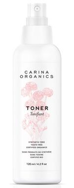 Carina Organics Daily Organic Toner