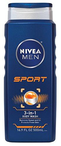 NIVEA MEN Sport 3-in-1 Body Wash