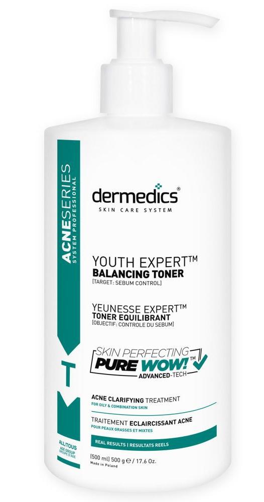 Dermedics Youth Expert Balancing Toner