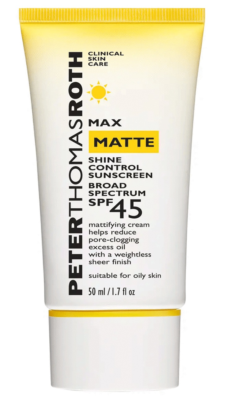 Peter Thomas Roth Max Matte Shine Control Sunscreen SPF  45