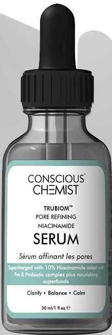 Conscious Chemist Trubiom 10% Niacinamide & Probiotics Pore Refining Serum