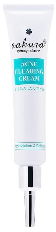 Sakura Acne Clearing Cream