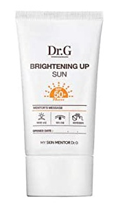 Dr. G Brighting Up Sun + Spf50 + Pa++++