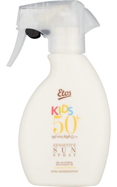 Etos Sensitive Kids Sun Protection Spray Spf 50+