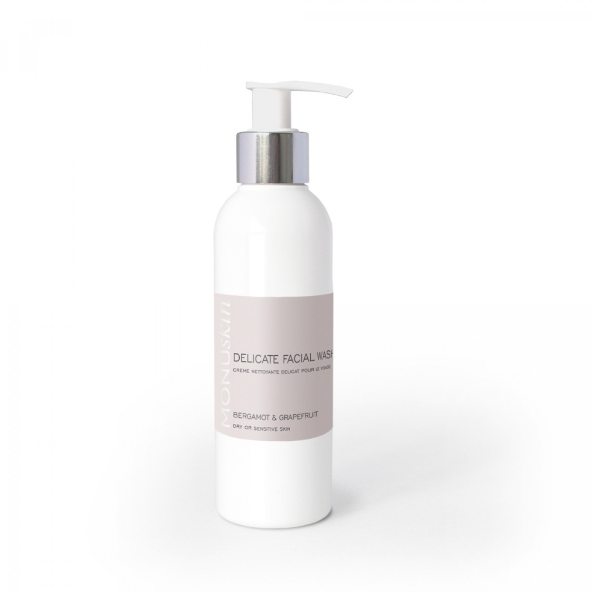 Monu Delicate Facial Wash