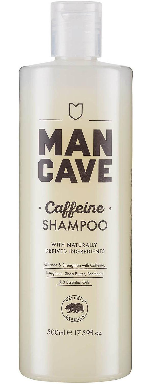 ManCave Caffeine Shampoo