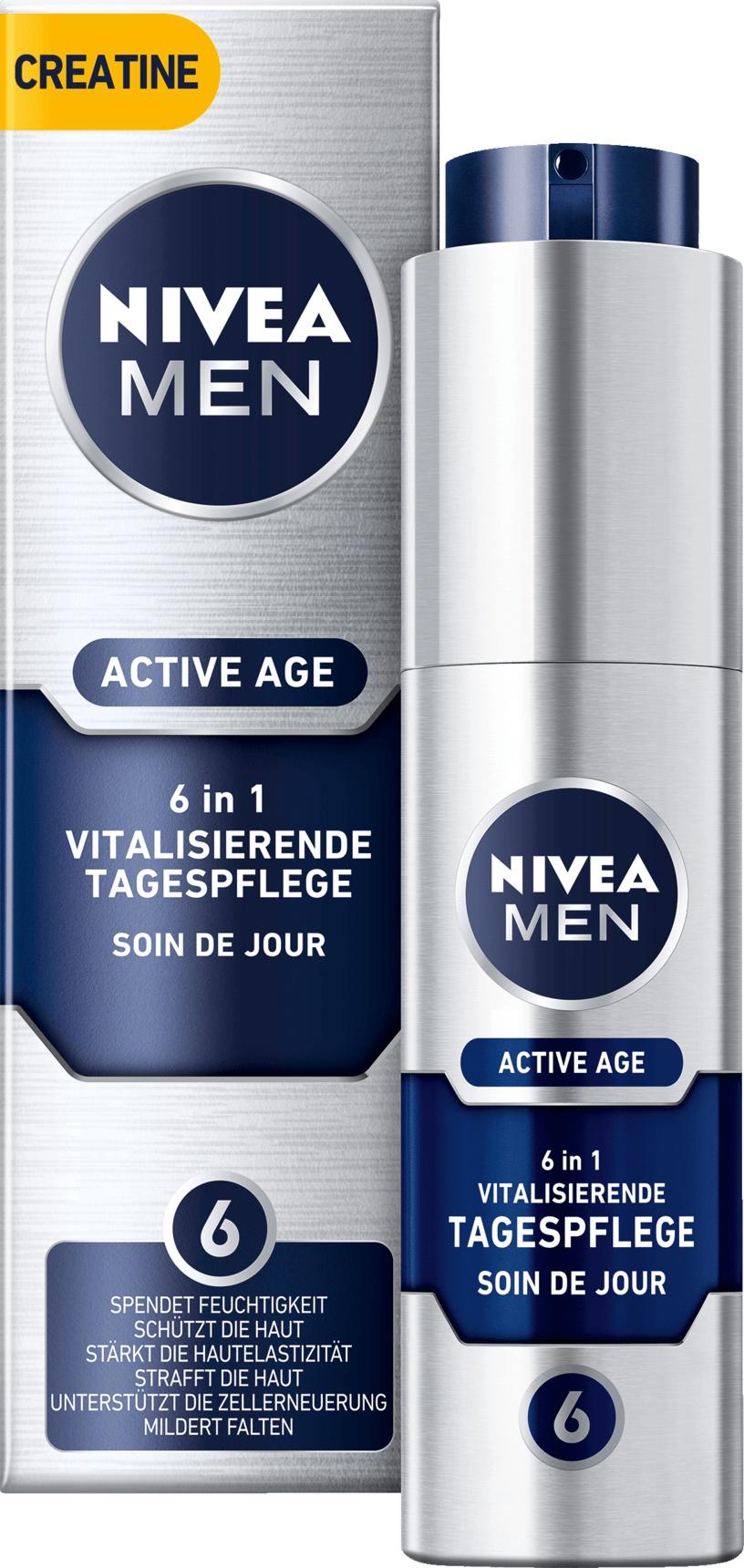 Nivea Men Active Age 6 In 1 Vitalisierende Tagespflege