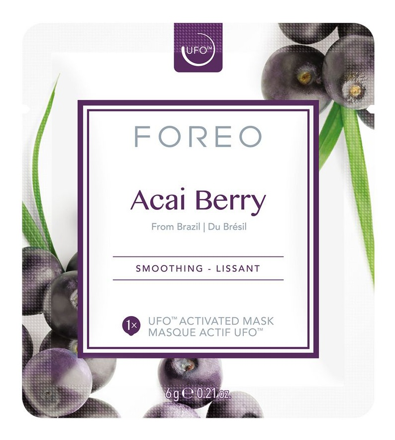 FOREO Acai Berry Ufo-Mask