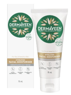 DermaVeen Hydrating Facial Moisturiser