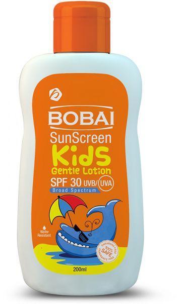 Bobai Sunscreen Kids Gentle Lotion SPF30 Broad Spectrum
