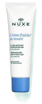 Nuxe Moisturizing Fluid Crème Fraîche® De Beauté