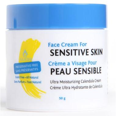 Glacier Soap Face Cream