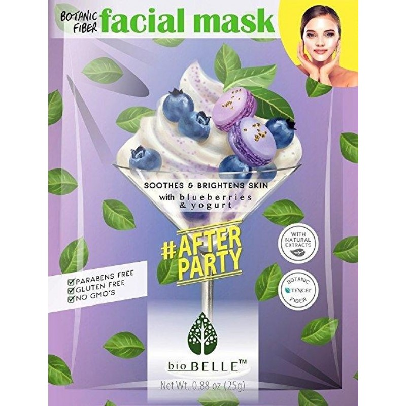 Biobelle #Afterparty Facial Mask