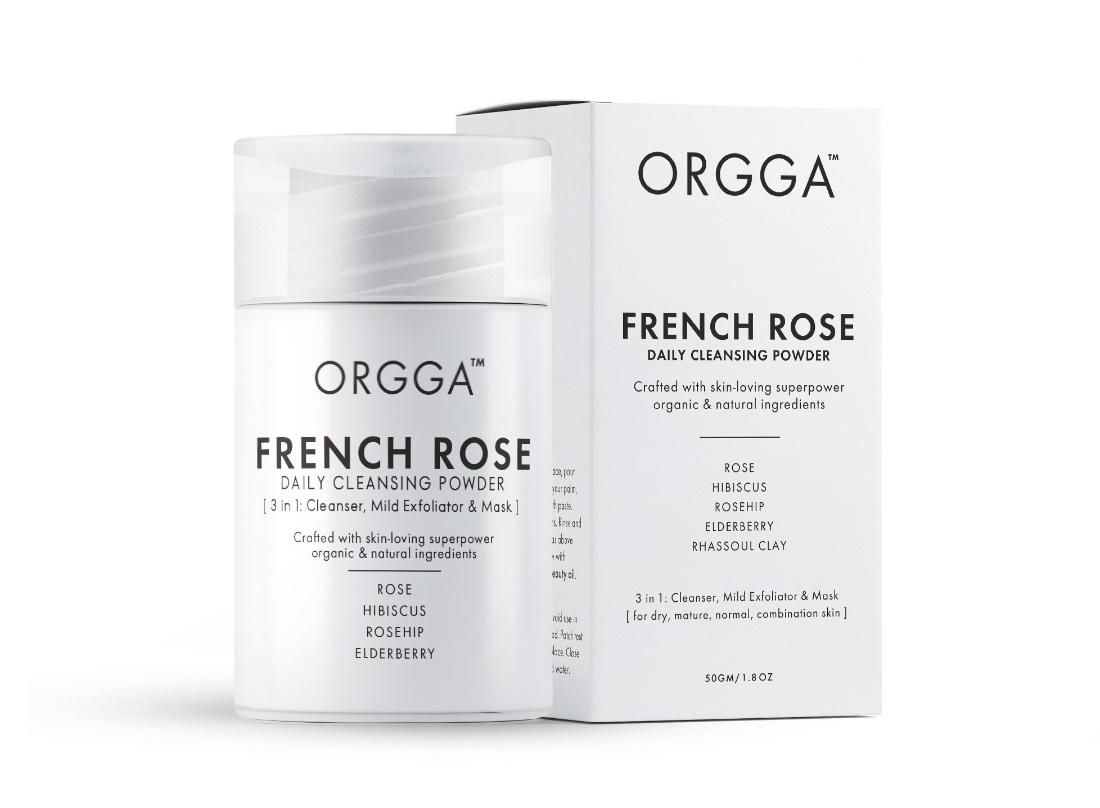 Orgga Malaysia French Rose