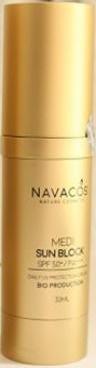 NAVACOS Medi Sun Block Spf50/Pa+++
