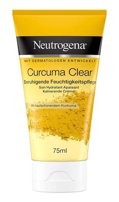 Neutrogena Curcuma Face Cream