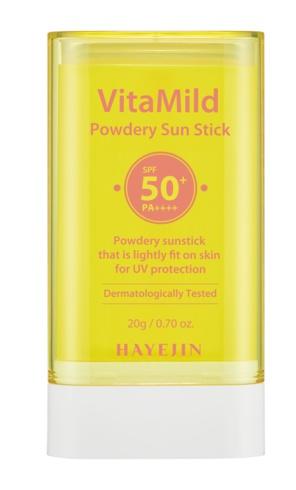 Hayejin Vitamild Powdery Sun Stick Spf50+ Pa++++