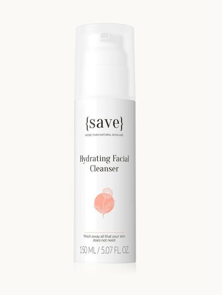Save Skincare Hydrating Facial Cleanser