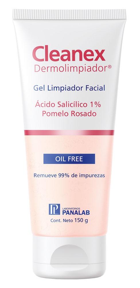 Cleanex (Panalab) Cleanex Dermolimpiador Gel Facial