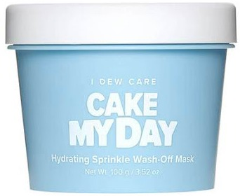 I Dew Care Cake My Day Wash-Off Mask