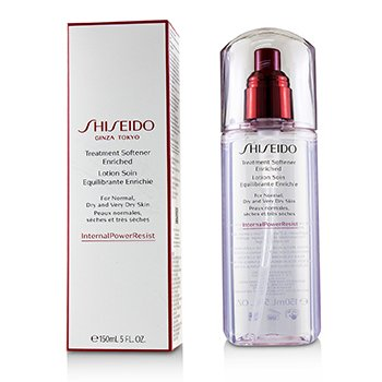 Shiseido Treatment Softener Enriched Lotion Soin Equilibrante Enrichie