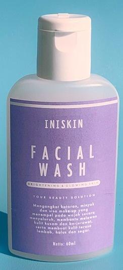 INISKIN Facial Wash