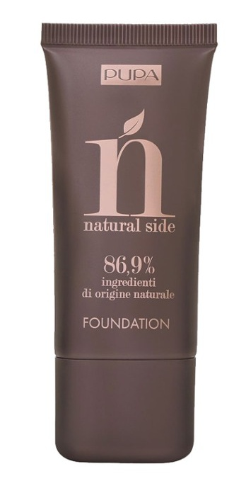 Pupa Milano Natural Side Foundation SPF6