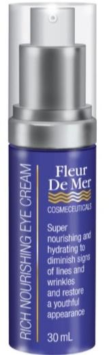 Fleur de mer Cosmeceuticals Rich Nourishing Eye Cream