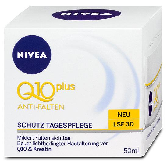 Nivea Q10Plus Anti-Falten Schutz Tagespflege