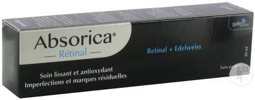 Absorica Retinal