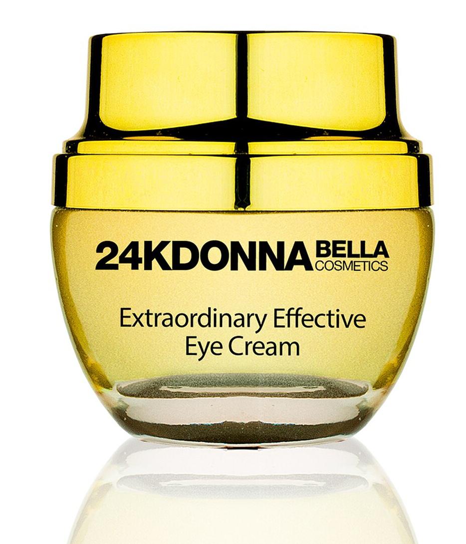 24K Donna Bella Extraordinary Effective Eye Cream