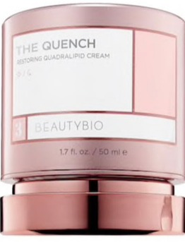 Beauty Bio The Quench Quadralipid Recovery Cream