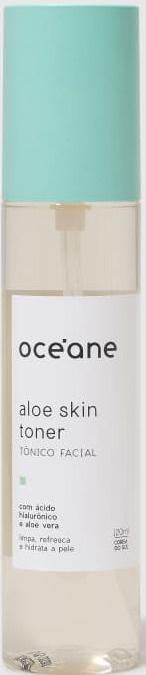 Oceane Aloe Skin Toner - Tônico Facial