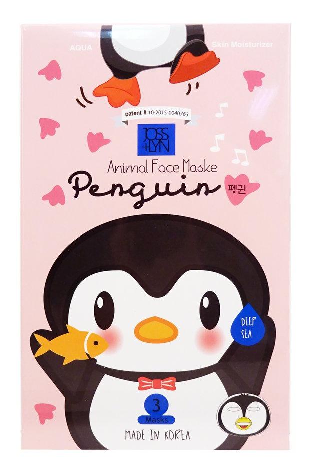 JOSSLYN Penguin Animal Face Maske