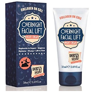 Dirty Works (Sainsbury's) Collagen On Call Overnight Facial Lift