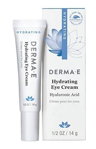 Derma E Hydrating Eye Crème With Hyaluronic Acid And Pycnogenol