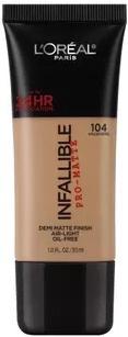 L'Oreal Infallible Pro Matte Foundation