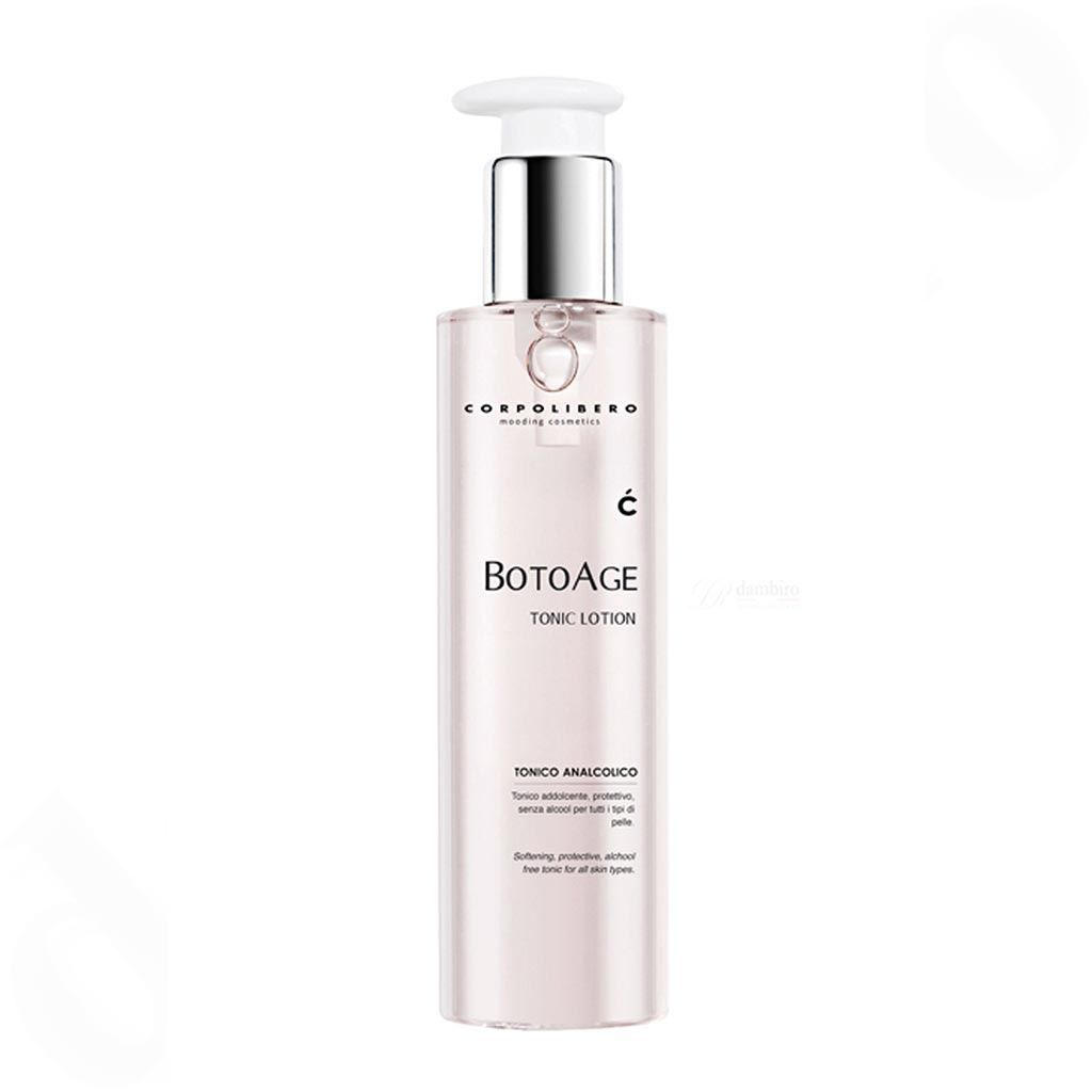 Corpolibero Botoage Tonic Lotion For All Skin Types
