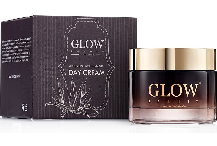 Glow Aloe Vera Moisturizing Day Cream
