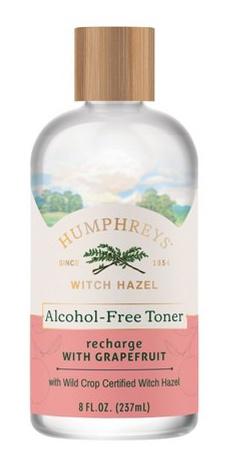 Humphrey's Alcohol Free Witch Hazel Toner - Grapefruit