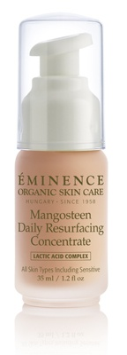 Eminence Organic Mangosteen Daily Resurfacing Concentrate